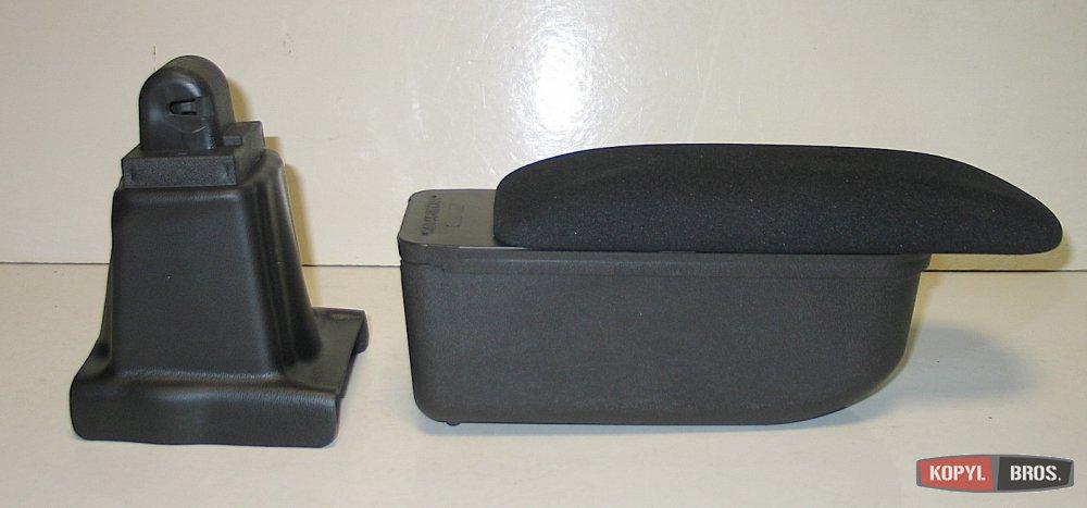 Подлокотник на фиат добло своими руками