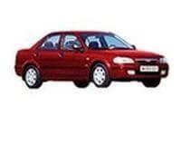 Тюнинг Mazda 323 1994-2003