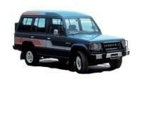 Тюнінг Mitsubishi Pajero Wagon 1990-2001