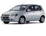 Тюнінг Chevrolet Kalos с 2003
