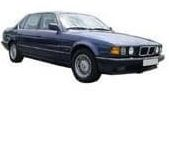 Тюнінг BMW 7 E32 1994-
