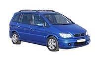 Тюнінг Opel Zafira B 2005-2012