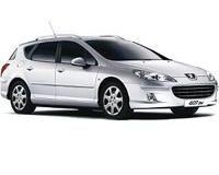 Тюнінг Peugeot 407 с 2004