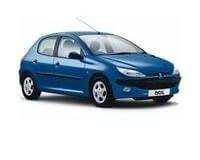 Тюнінг Peugeot 206 1998-2012