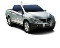 Тюнинг Ssang Yong Action Sport с 2006