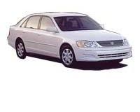 Тюнинг Toyota Avalon 2000-2004