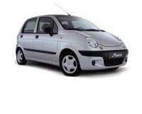 Автотовары Daewoo Matiz