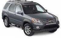 Тюнінг Honda CRV 2002-2006