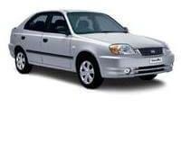 Тюнінг Hyundai Accent 2001-2006