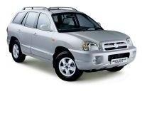 Тюнінг Hyundai Santa FE 2001-2007