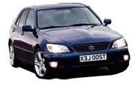 Тюнінг Lexus IS 1999-2005