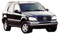 Тюнінг Mercedes ML [163] 1998-2005
