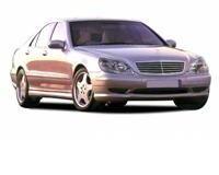 Тюнінг Mercedes S [W220] 1998-2005