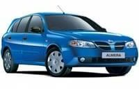 Автотовары Nissan Almera 2000-2006