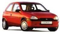 Тюнінг Opel Corsa B 1993-2000