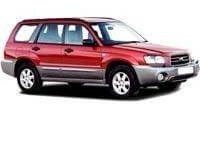 Тюнинг Subaru Forester 2003-2007