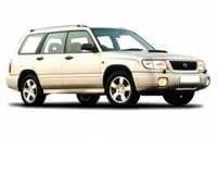 Тюнінг Subaru Forester 1997-2002