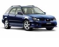 Тюнінг Subaru Impreza 2000-2007