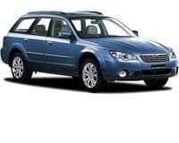 Тюнинг Subaru Outback 2003-2009