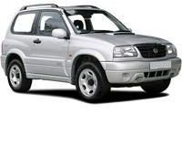 Тюнинг Suzuki Grand Vitara 1998-2005