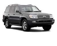 Тюнінг Toyota Land Cruiser 100 2001-2007