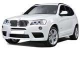 Автотовары BMW X3 F25 2010-