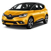 Тюнинг Renault Scenic 4 с 2016-