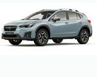 Тюнинг Subaru XV 2017-