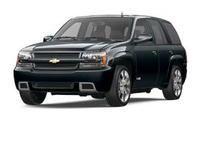 Тюнінг Chevrolet Trialblazer
