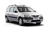 Тюнинг Dacia Logan MCV