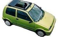 Тюнинг Fiat Cinquecento 1991-1998