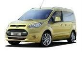 Тюнінг Ford Connect (Tourneo/Transit) 2013-