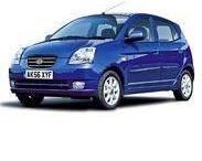 Автотовары Kia Picanto 2004-2011