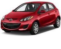 Автотовары Mazda 2 с 2014