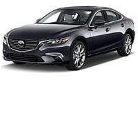 Тюнинг Mazda 6 с 2018