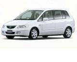 Тюнинг Mazda Premacy 1999-