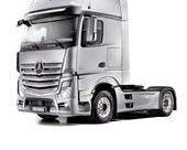 Тюнинг Mercedes Actros