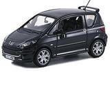 Тюнінг Peugeot 1007 с 2005