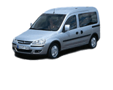 Тюнінг Opel Combo 2001-2011