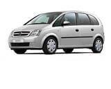 Тюнінг Opel Meriva 2003-2009