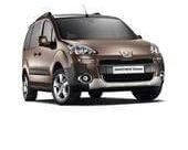 Тюнінг Peugeot Partner Tepee