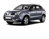 Автотовары Renault Koleos 2006-2016