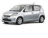 Тюнінг Subaru Justy с 2008