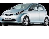 Тюнинг Toyota Aygo 2005-2014