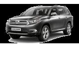Тюнинг Toyota Highlander 2007-2013