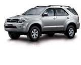 Автотовары Toyota Fortuner 2005-2013
