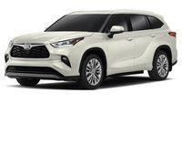 Тюнинг Toyota Highlander 2020-