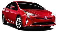 Тюнинг Toyota Prius 2016-