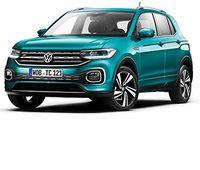 Тюнинг Volkswagen T-Cross