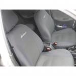 Чехлы на сиденья Daewoo Matiz цельная задняя спинкаи сиденье - Ав-Текс